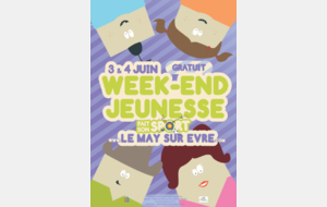 Week-End jeunesse au May-sur-Evre