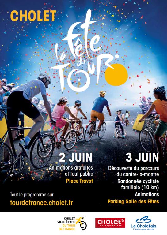 Fete Du Tour A Cholet Aviron Sport Choletais